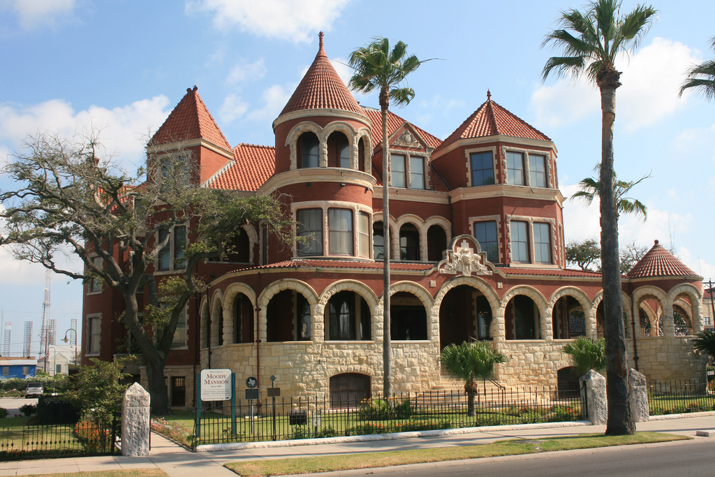 Moody Mansion by J R Gordon, on Flickr