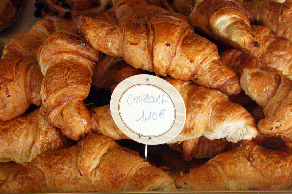 Croissant by photographerglen, on Flickr