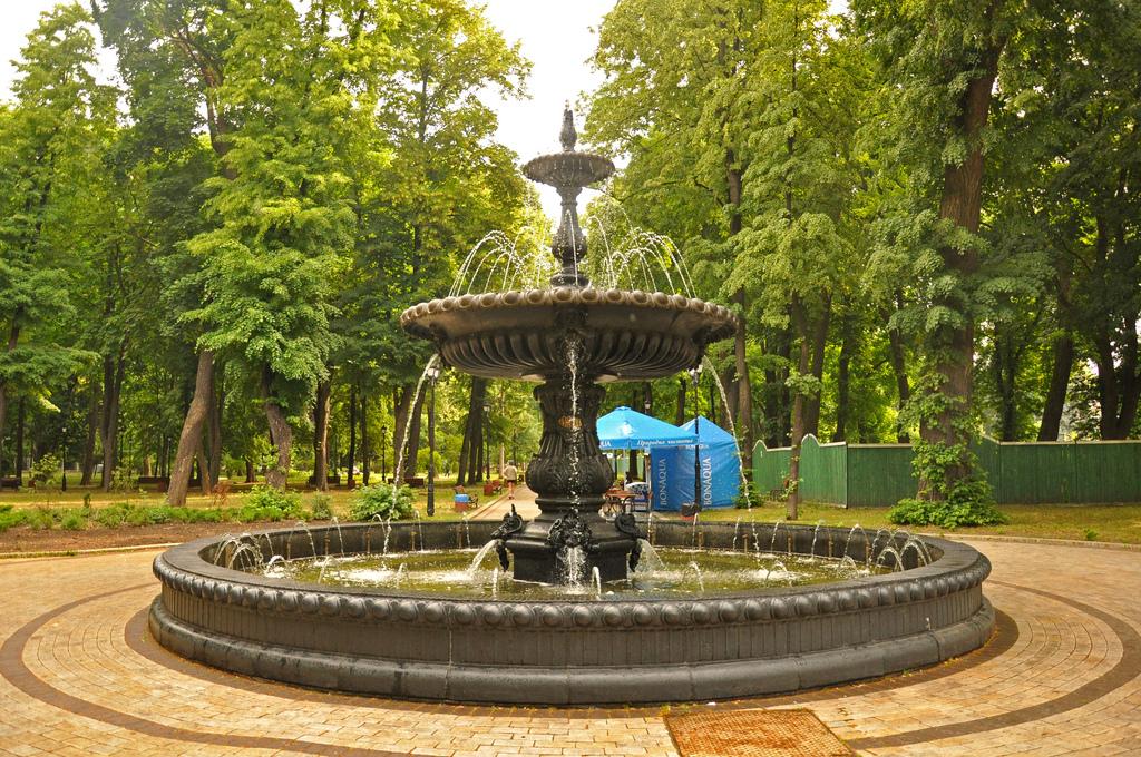 fountain in Mariinsky Park by Anosmia, on Flickr