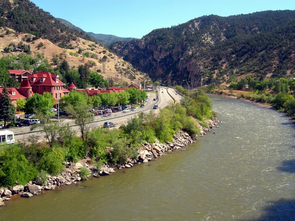 Glenwood Springs, Hot Springs and Spa, I by inkknife_2000 (8 million views +), on Flickr