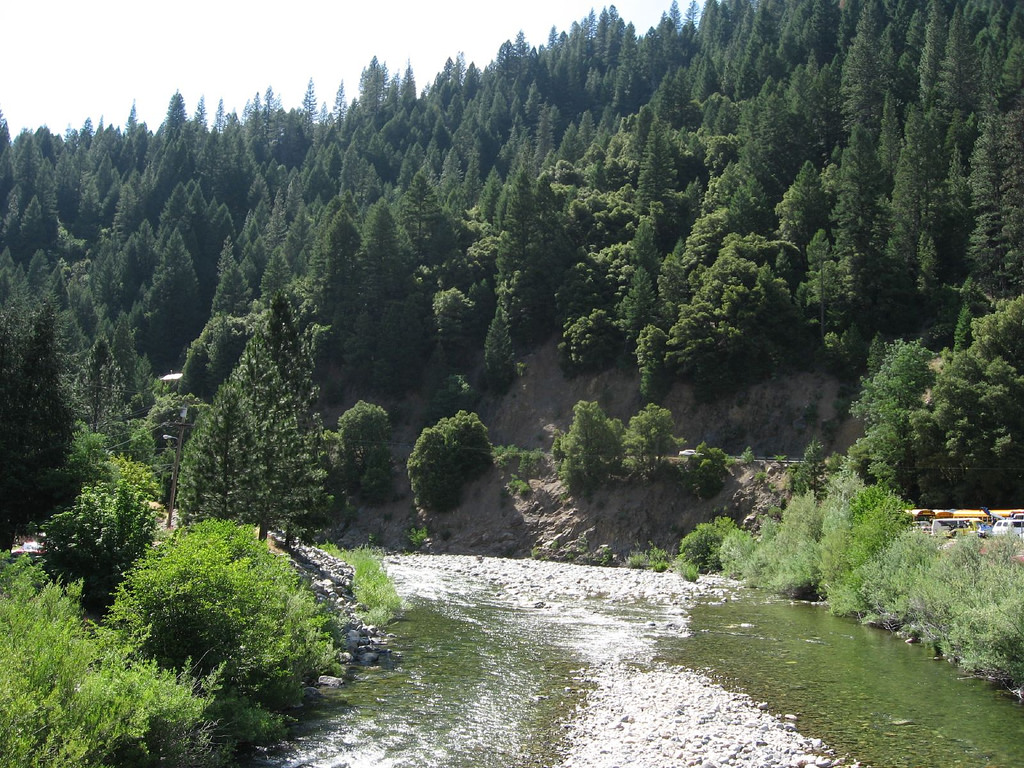 North Fork, Yuba River, Downieville, Cal by Ken Lund, on Flickr