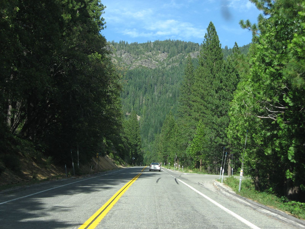 California State Route 49, Just East of by Ken Lund, on Flickr