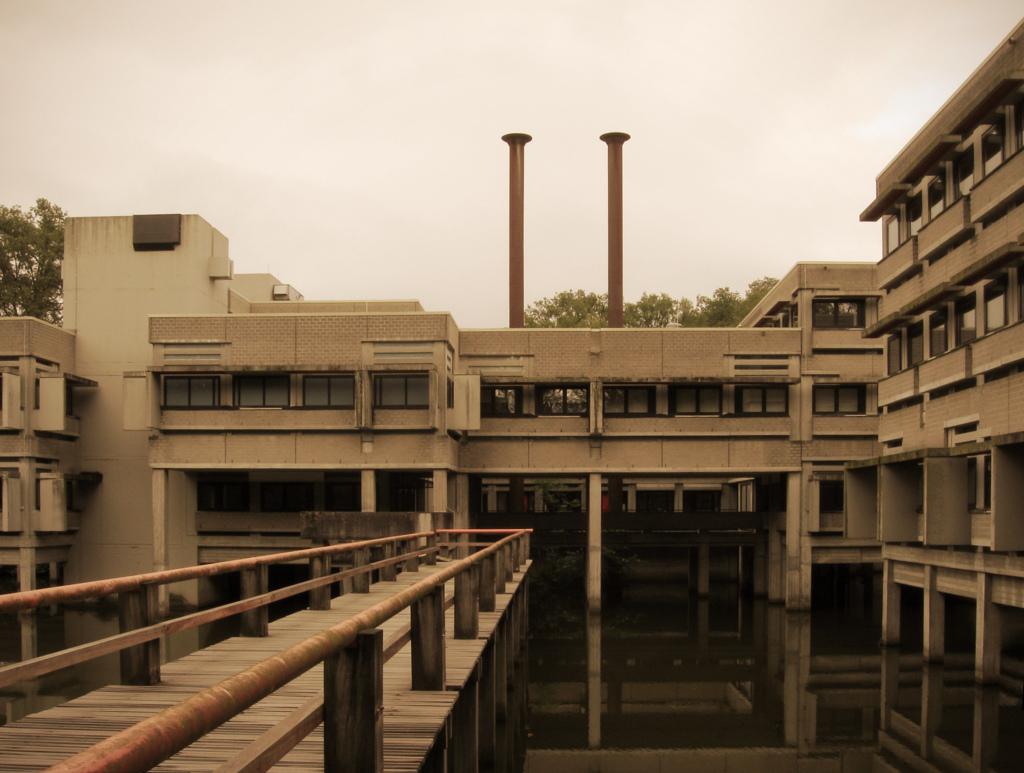 Cubicus, Universiteit Twente by Eenoog, on Flickr