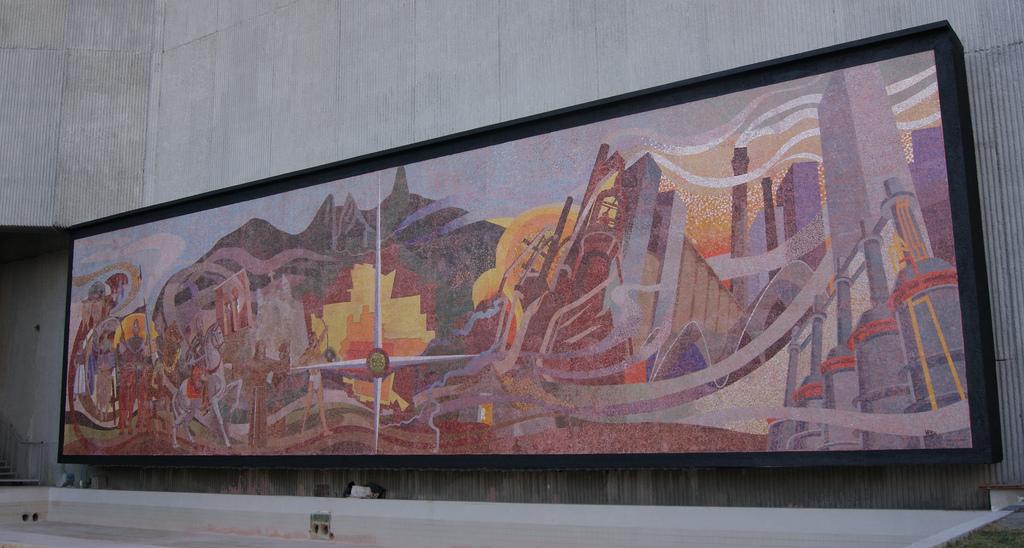 Mural de la Gran Fuente de Monterrey by julio_f, on Flickr