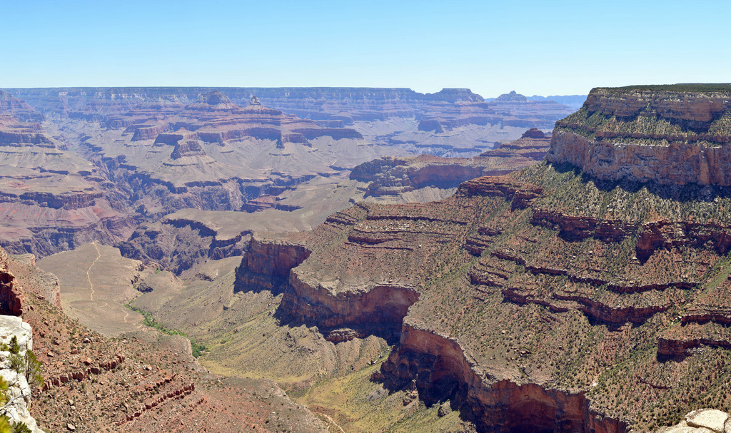 Grand Canyon National Park: Hermit Rd. S by Grand Canyon NPS, on Flickr