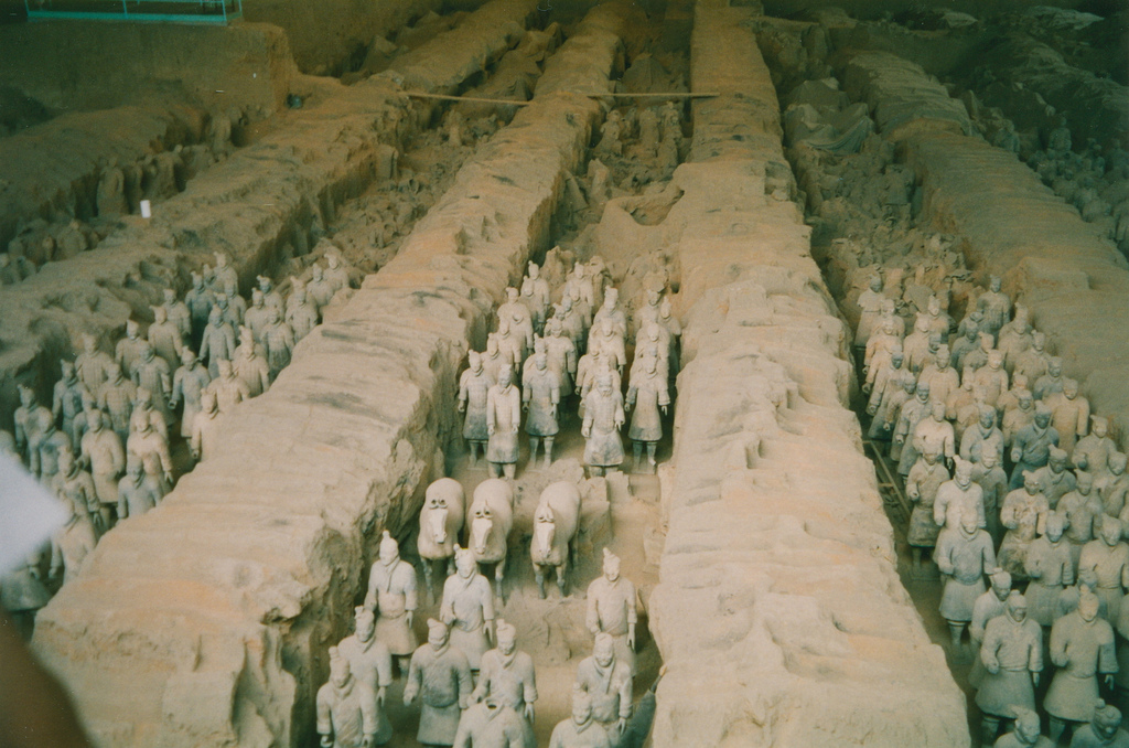 Xi'an, Terracotta Army by Arian Zwegers, on Flickr