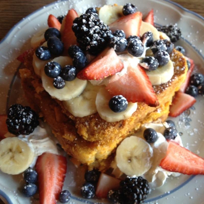 Captain Crunch French Toast @ Blue Moon by edward_casabian, on Flickr