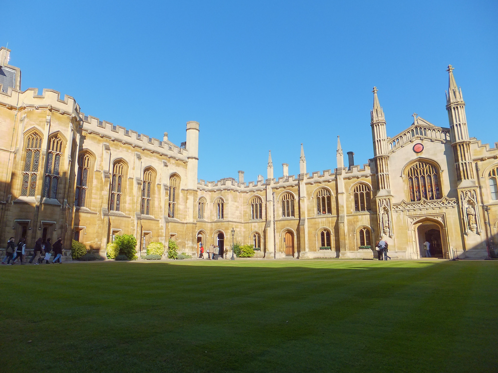 Cambridge University by foshie, on Flickr