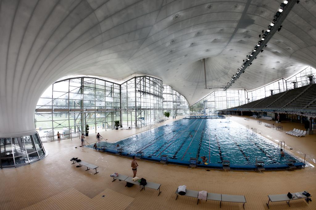 Munich Olympic Swimming Pool   111007-30 by jikatu, on Flickr