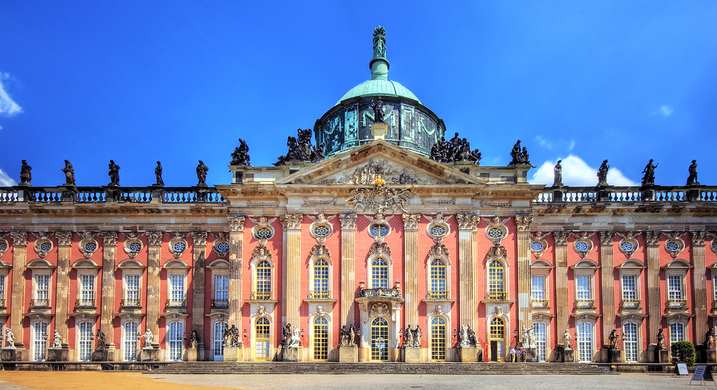 Potsdam New Palace by Wolfgang Staudt, on Flickr