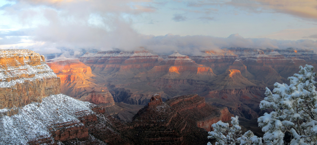 Grand Canyon National Park Sunrise: Earl by Grand Canyon NPS, on Flickr