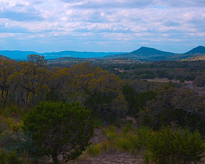 Hill Country HDR by BFS Man, on Flickr