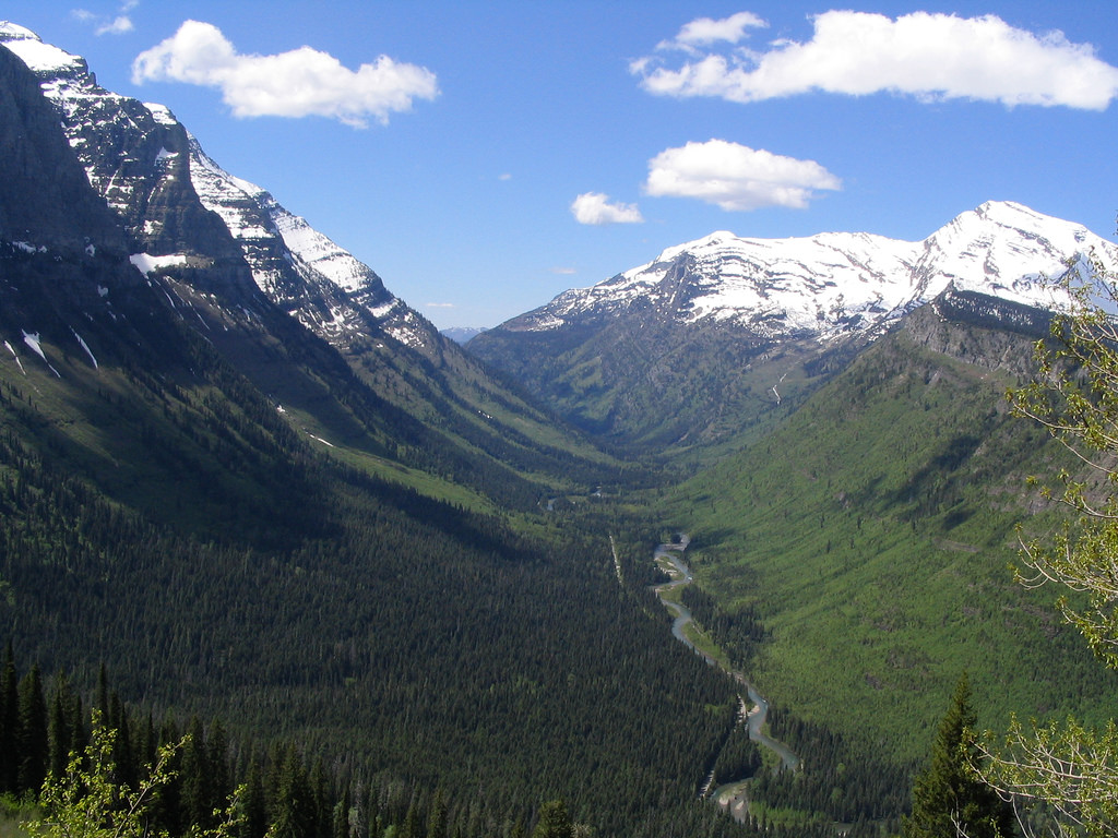 U-Valley, Going-to-the-Sun Road, Glacier by Ken Lund, on Flickr