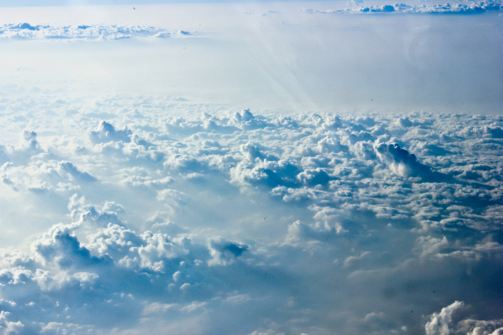 Over the cloud-2 http://faruque.org by Silver Blu3, on Flickr