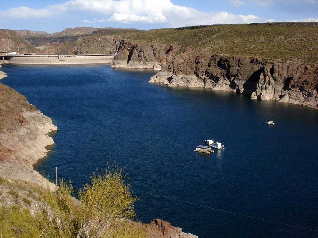 Embalse Agua del Toro, Mendoza, Argentin by rodoluca88, on Flickr