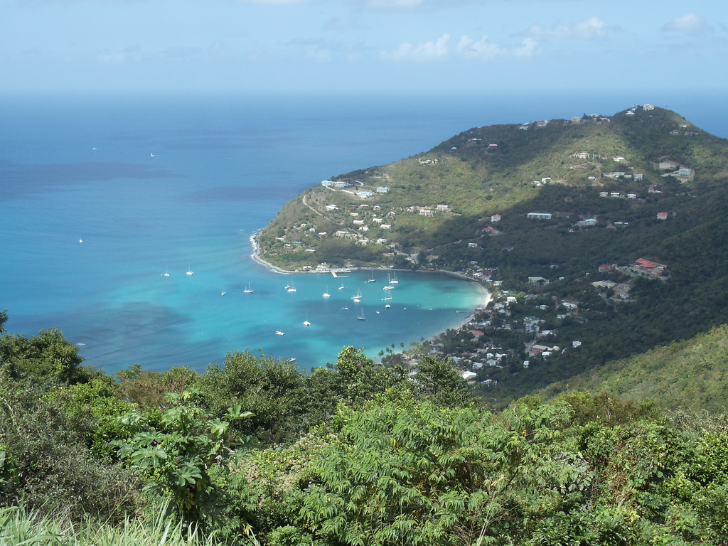 Tortola, British Virgin Islands by L. Richard Martin, Jr., on Flickr