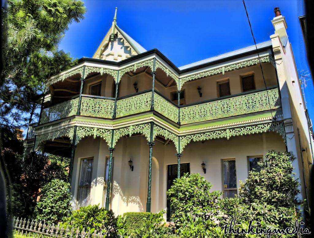 Toxteth Road Mansion by Balmain & Glebe Heritage, on Flickr