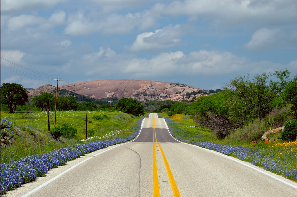 Enchanted Road to Enchanted Rock (Handhe by TimothyJ, on Flickr