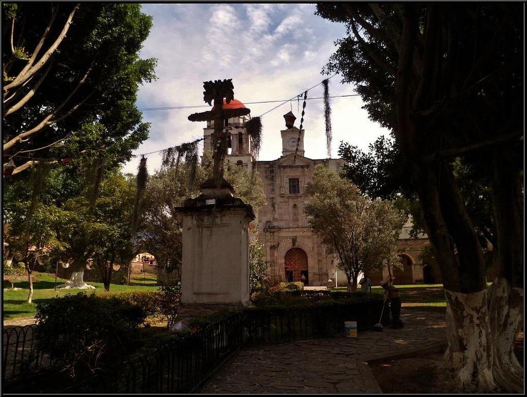 Convento Agustino de la Transfiguración by Catedrales e Iglesias, on Flickr