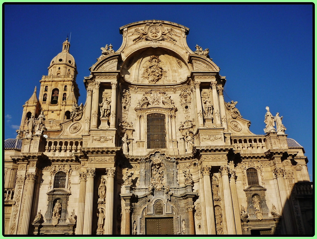 "Catedral de Murcia ""Santa Maria"" Murcia, by Catedrales e Iglesias, on Flickr"