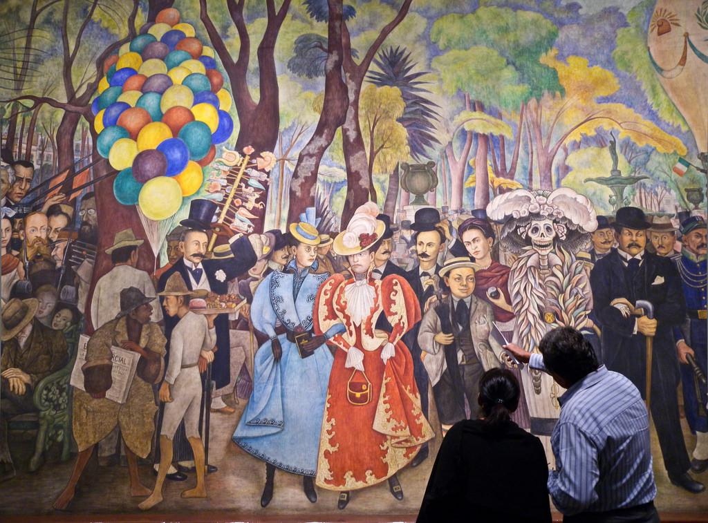 Museo Mural Diego Rivera by ismael villafranco, on Flickr