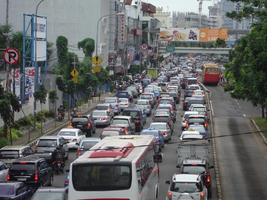 Jakarta Traffic by VasenkaPhotography, on Flickr