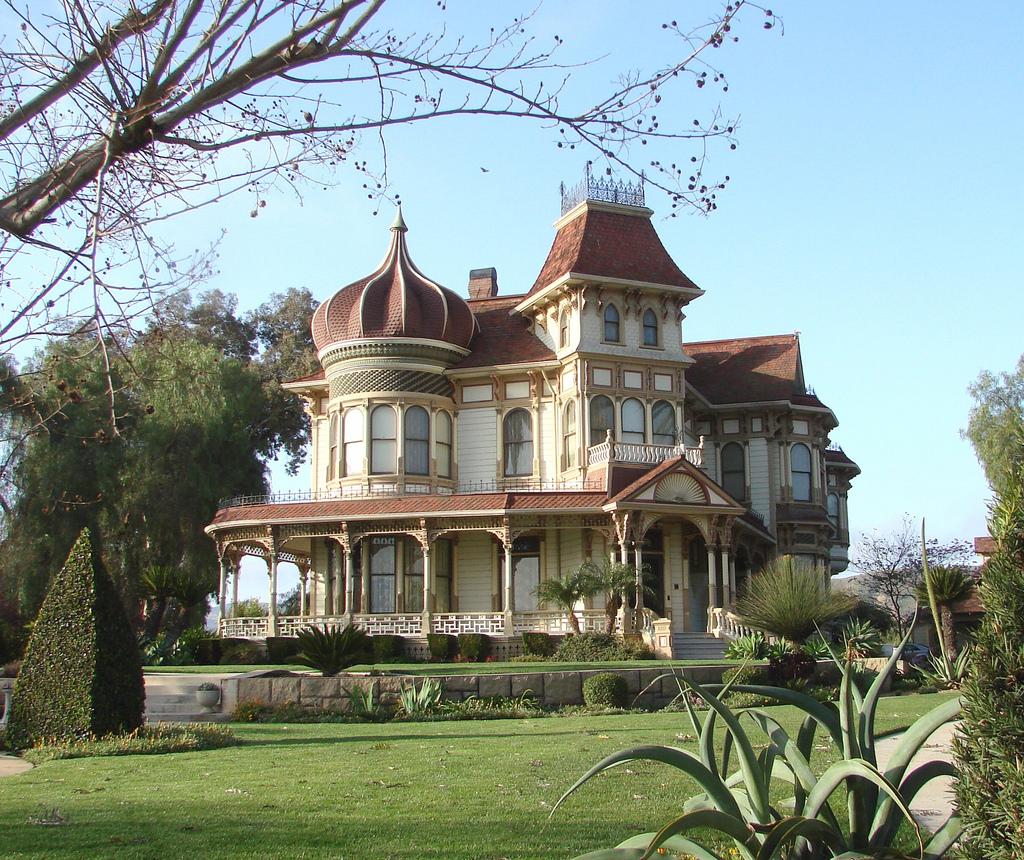 Morey Mansion, Redlands, CA 3-2012 by inkknife_2000 (8 million views +), on Flickr