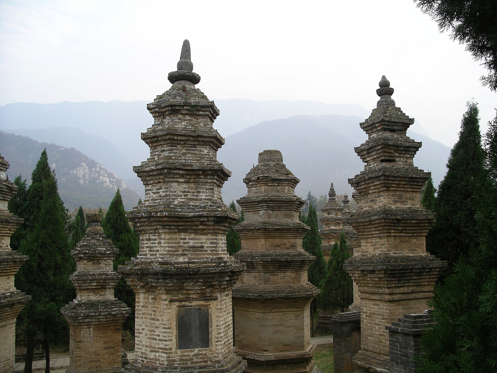 Pagoda Forest at the Shaolin Temple by tsc_traveler, on Flickr