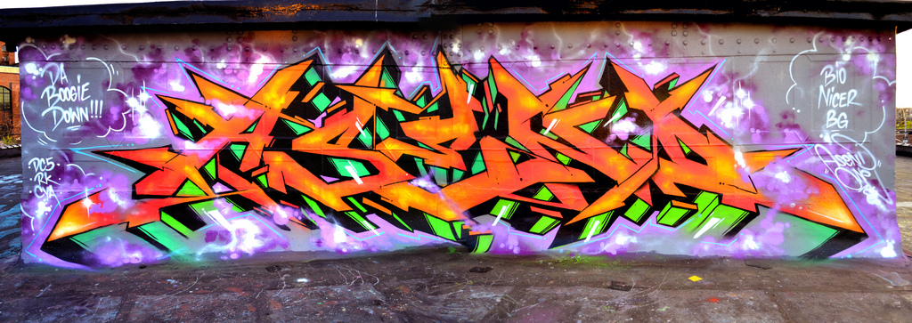 Asend - Tats Rooftop Bronx, NY by Abstract Rationality, on Flickr