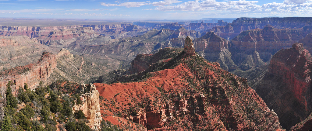 Grand Canyon National Park: North Rim Po by Grand Canyon NPS, on Flickr