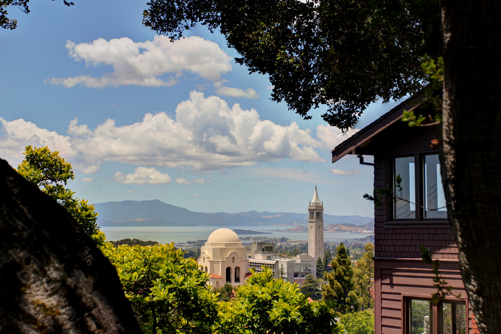 Scenes from UC Berkeley - Views of Panor by John-Morgan, on Flickr