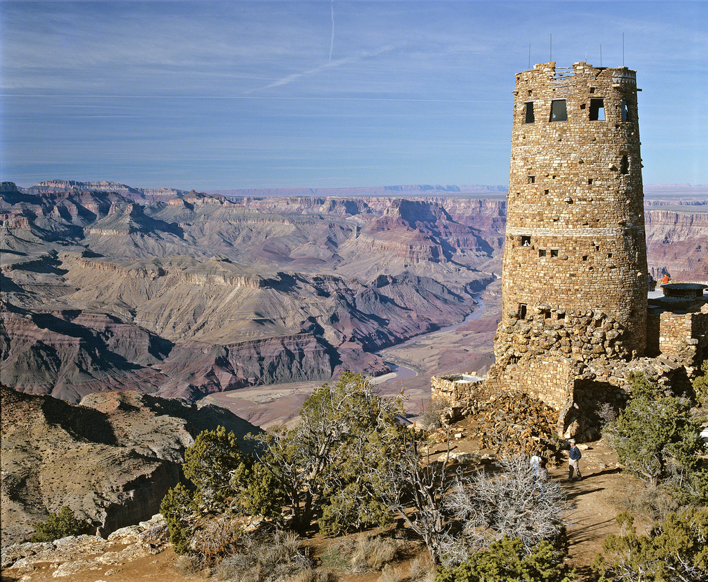 Grand Canyon National Park: Desert View by Grand Canyon NPS, on Flickr