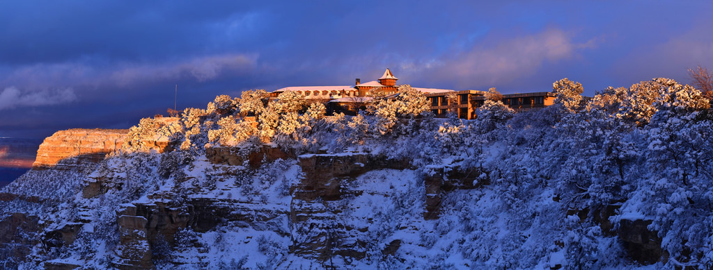 Grand Canyon National Park: El Tovar Hot by Grand Canyon NPS, on Flickr
