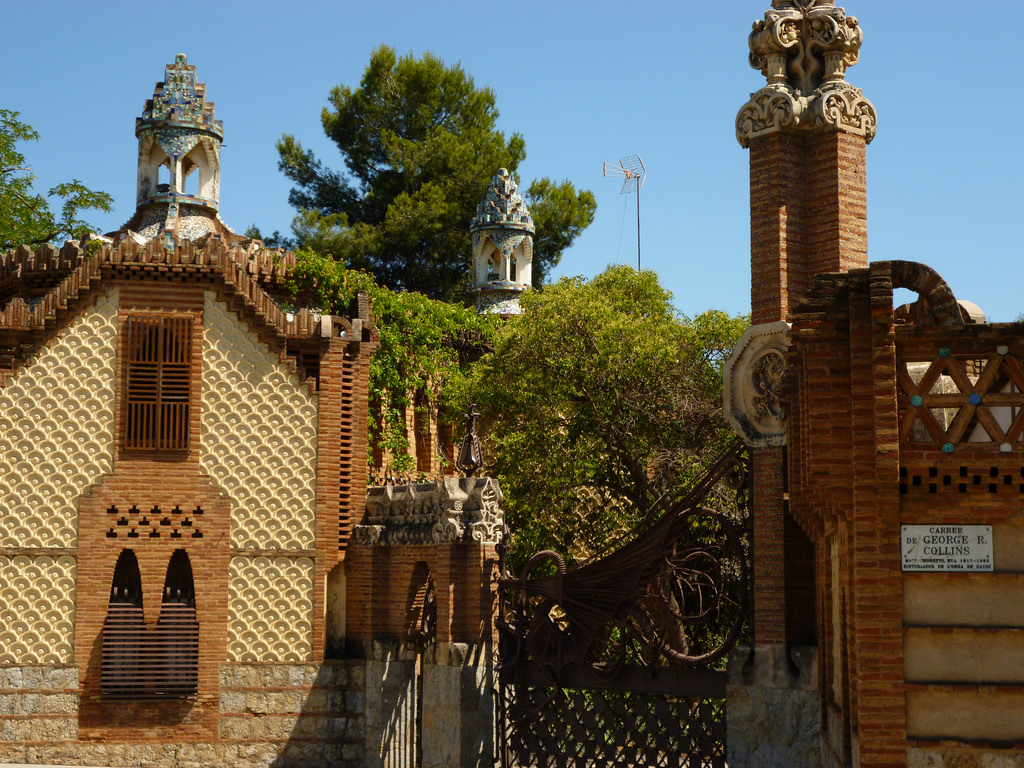 Guell Pavilions by Oh-Barcelona.com, on Flickr