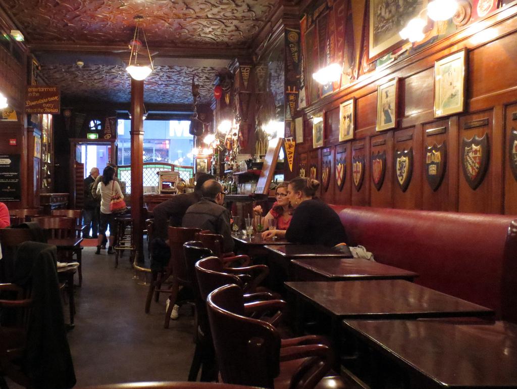Harry's New York Bar by simonov, on Flickr