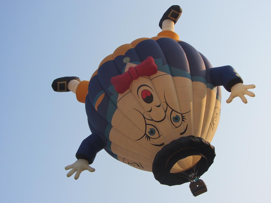 Hot Air Balloon Festival by NatalieMaynor, on Flickr