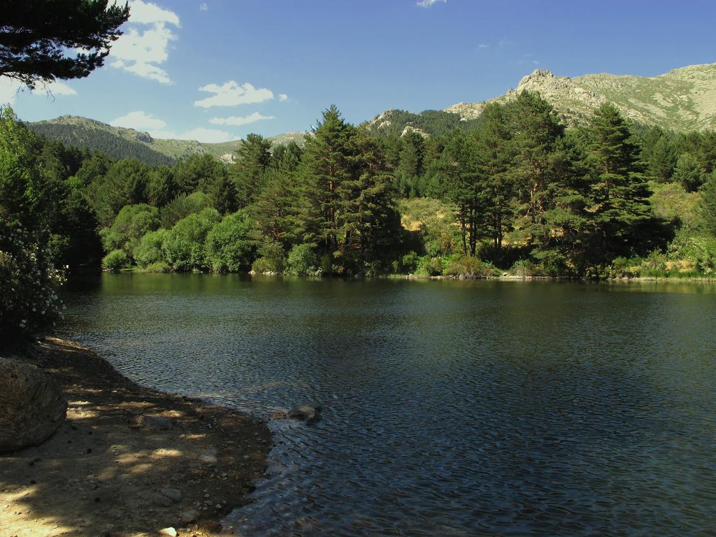 Navacerrada * Presa de la Barranca by jacilluch, on Flickr
