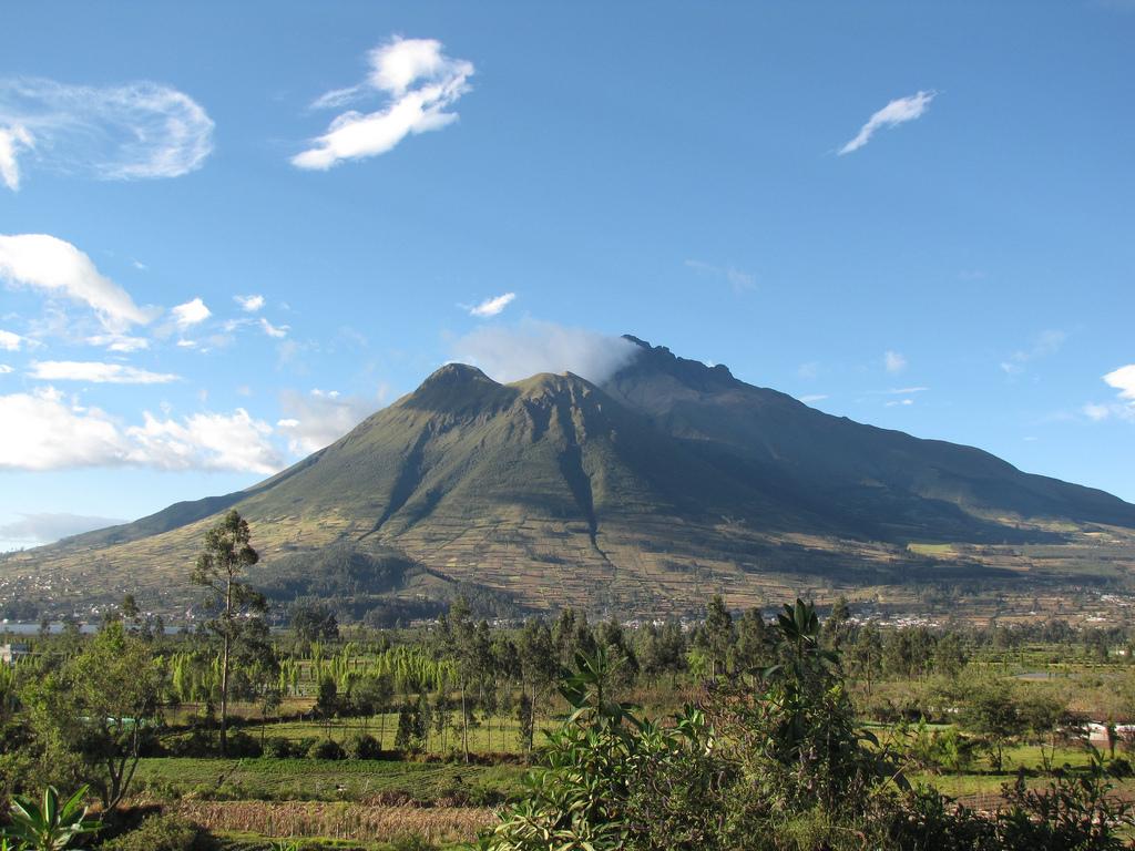 Volcano Imbabura by santanartist, on Flickr