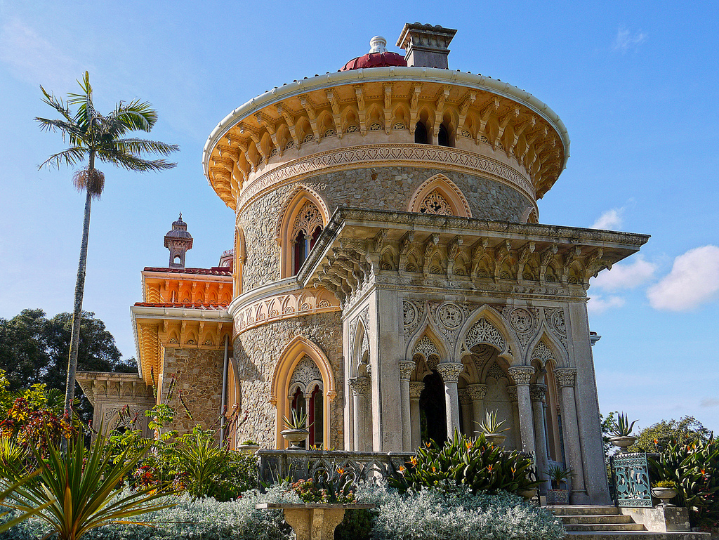 Palacio de Monserrate by kkmarais, on Flickr