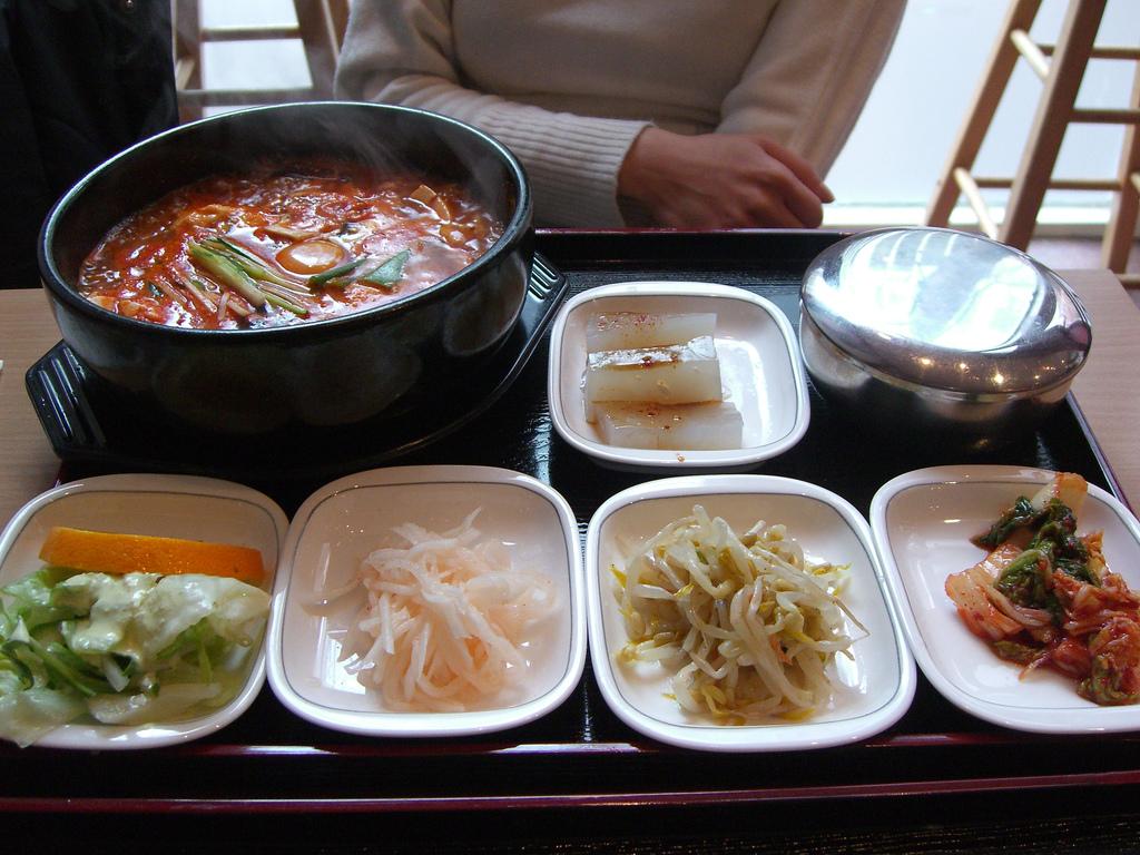 Soon Du Boo - Food & Tea Gallery Korean by avlxyz, on Flickr