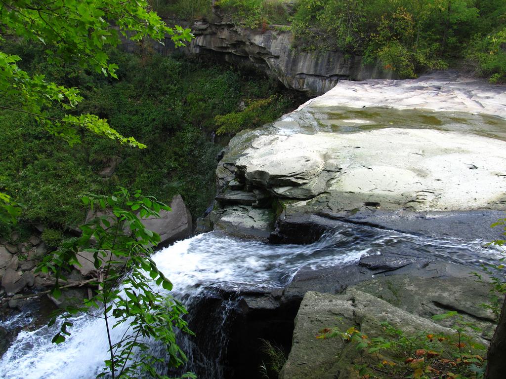 Brandywine Falls, Cuyahoga Valley Nation by Ken Lund, on Flickr