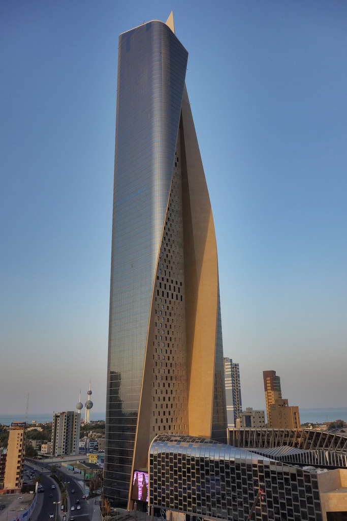 Al Hamra Tower by robef, on Flickr