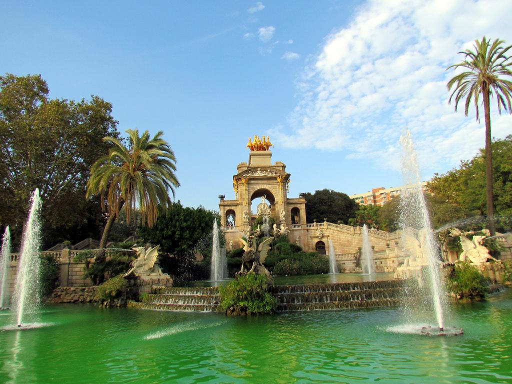 Cascada fountain by Josep Fontserè - Pa by David Berkowitz, on Flickr