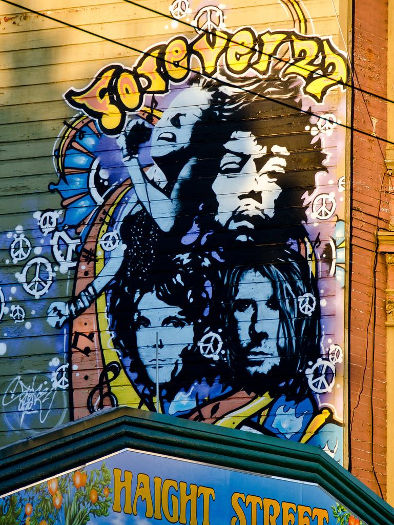 Forever 27 Club Mural by mkfeeney, on Flickr