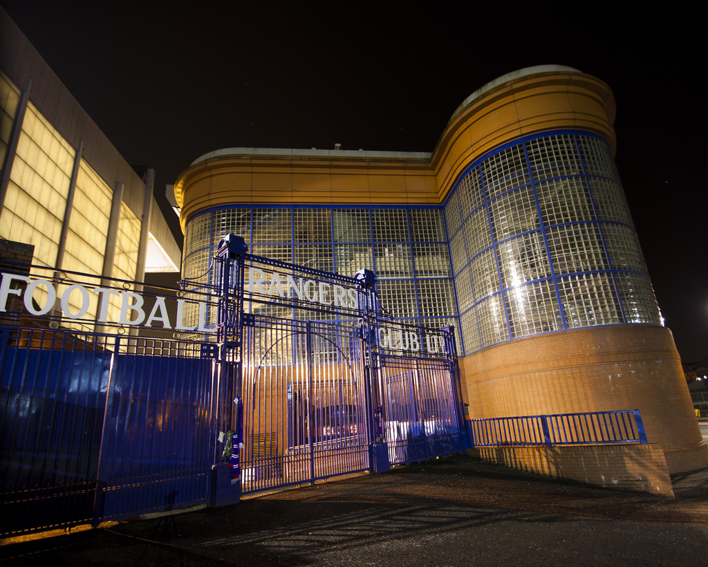 ibrox gates by _gee_, on Flickr