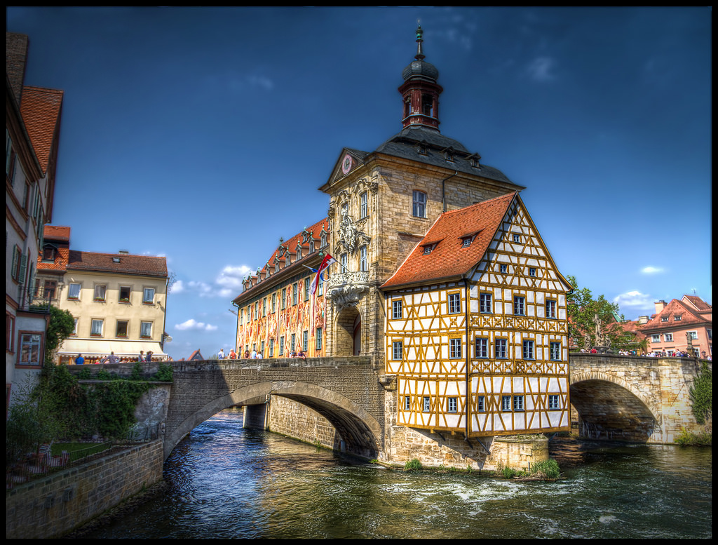 Rathaus Bamberg by magnetismus, on Flickr