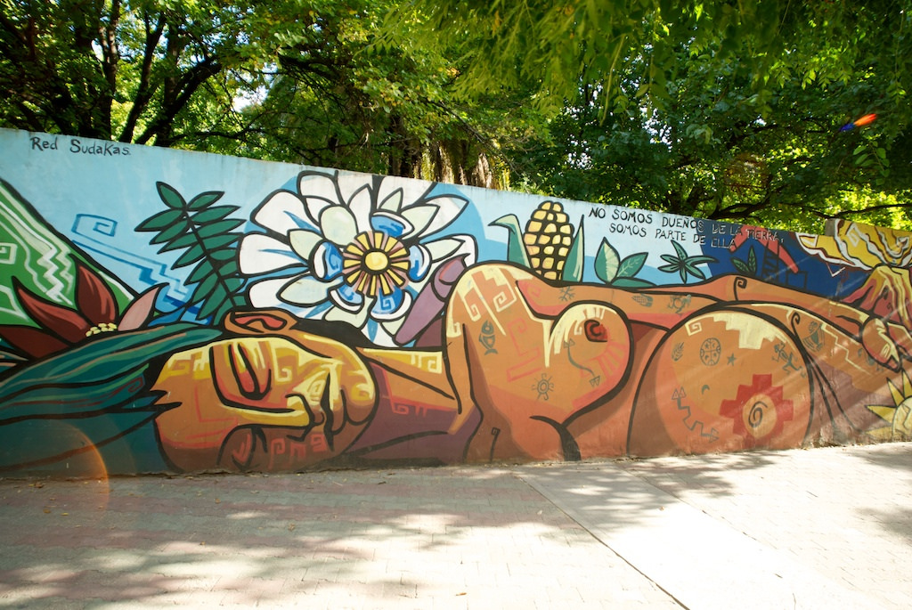Red Sudakas Mural by blmurch, on Flickr
