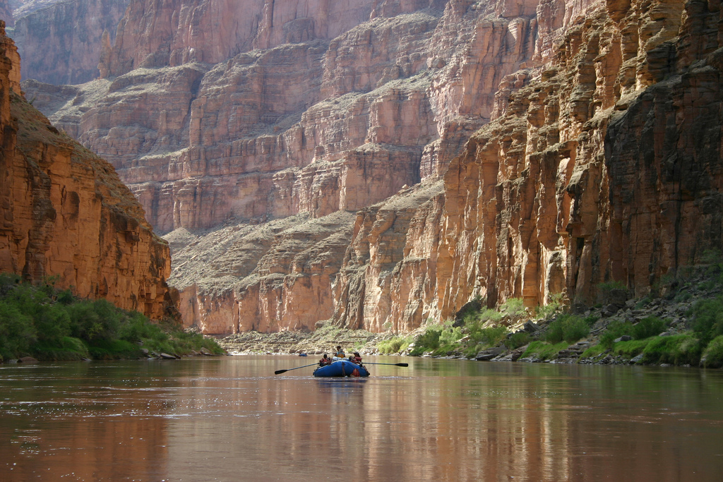 Grand Canyon National Park: Colorado Riv by Grand Canyon NPS, on Flickr