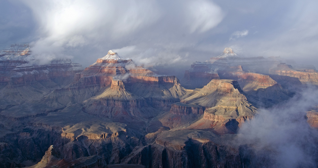 Grand Canyon National Park: Powell Point by Grand Canyon NPS, on Flickr