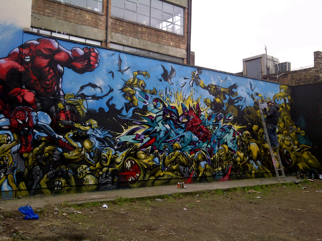 @EndoftheLineLDN with Probs and Izer Mar by bablu121, on Flickr